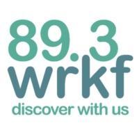Logo of radio station WRKF FM 89.3
