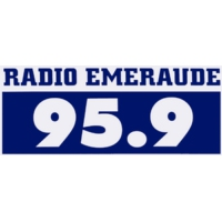 Logo of radio station Radio Emeraude