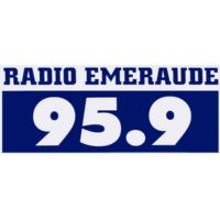 Logo de la radio Radio Emeraude