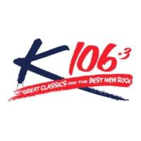 Logo de la radio K106.3 FM