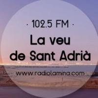 Logo de la radio Ràdio La Mina 102.5