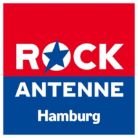 Logo of radio station ROCK ANTENNE Hamburg