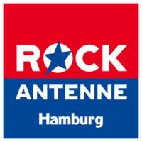 Logo of radio station ROCK ANTENNE Hamburg