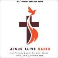 Logo de la radio Jesus Alive Radio