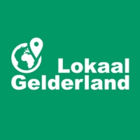 Logo of radio station LokaalGelderland Talkradio