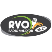 Logo of radio station RVO 95.2 FM
