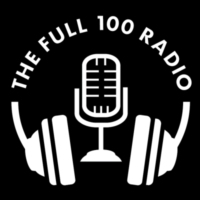 Logo de la radio The Full 100 Radio