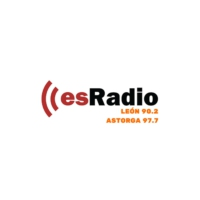 Logo of radio station esRadio - Castilla y León