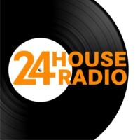 Logo of radio station 24 House Radio