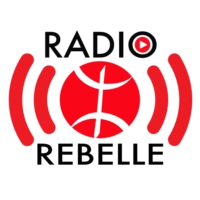 Logo de la radio Radio Rebelle