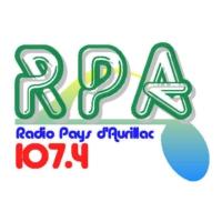Logo of radio station Radio Pays d'Aurillac