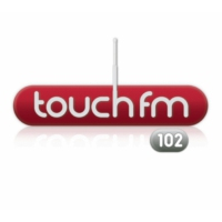 Logo of radio station 102 Touch FM