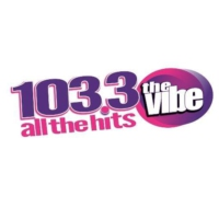 Logo de la radio WVYB 103.3 The Vibe