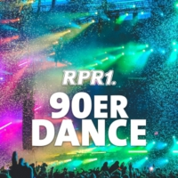 Logo of radio station RPR1. 90er Dance