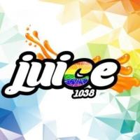Logo of radio station Juice 1038