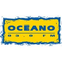 Logo de la radio Oceano FM 93.9