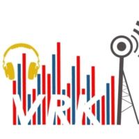 Logo of radio station VLOVE RADIO KONPA