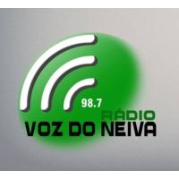 Logo of radio station Rádio Voz do Neiva