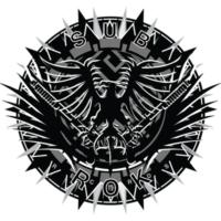 Logo de la radio SUB|ROK RADIO