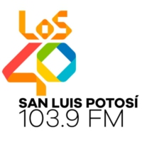 Logo de la radio XHEWA LOS40 103.9 FM