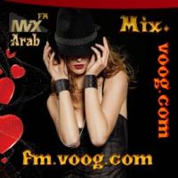 Logo of radio station Arab Mix FM