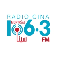 Logo of radio station Radio CINA 106.3 FM