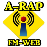 Logo de la radio A RAP-FM-WEB
