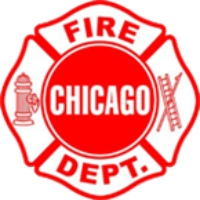 Logo of radio station Chicago Fire Scanner
