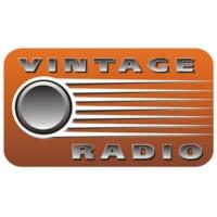 Logo of radio station Vintage Radio UK