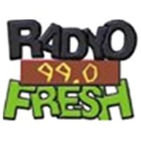 Logo de la radio Radyo Fresh