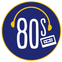 Logo of radio station Today FM 80's