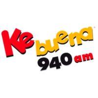 Logo of radio station XEQ-AM Ke Buena 940