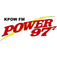 Logo de la radio KPOW Power 97