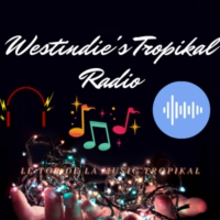 Logo of radio station Westindie's Tropikal Radio