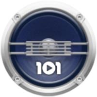 Logo de la radio 101.ru - Дискотека 80-х