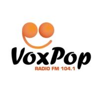 Logo de la radio VoxPop Radio