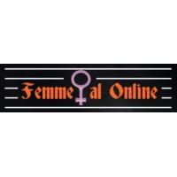 Logo of radio station Femmetal Online Radio
