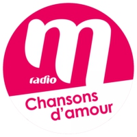 Logo of radio station M Radio Chansons d'amour