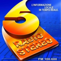 Logo of radio station Radio Stereo 5 Cuneo