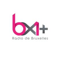 Logo of radio station BX1+