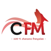 Logo of radio station CFM Radio