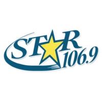 Logo de la radio WXXC Star 106.9 FM