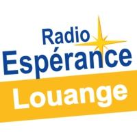 Logo of radio station Radio Espérance Louange