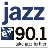 Logo of radio station WGMC Jazz90.1