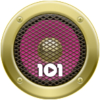 Logo of radio station 101.ru - Funk & Soul