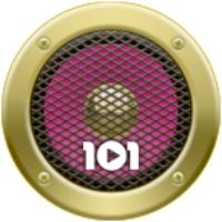 Logo de la radio 101.ru - Funk & Soul