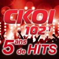 Logo of radio station CKOI 102.1 FM Québec