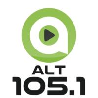 Logo de la radio WGHL Alt 105.1