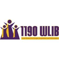 Logo de la radio 1190 AM WLIB