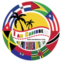 Logo of radio station I Am Caribbean FM